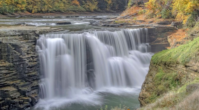 Autumn Images at Letchworth State Park