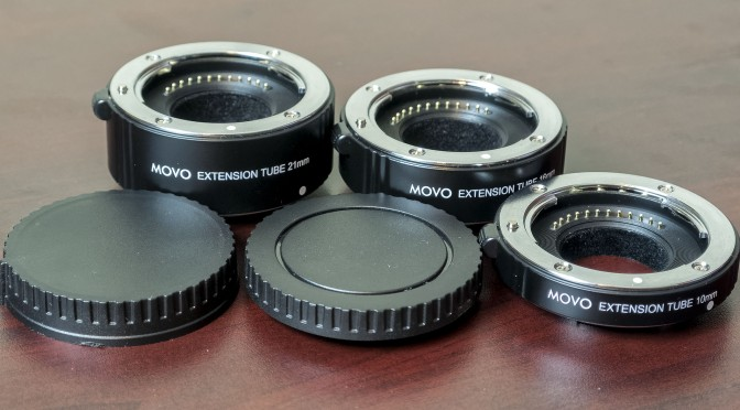 Using Movo Extension Tubes with Nikon 1