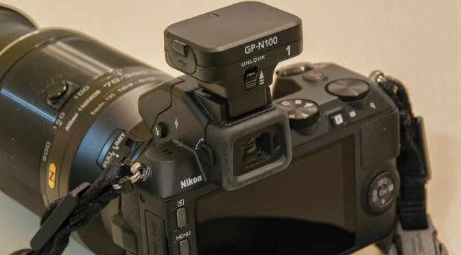 Nikon 1 GP-N100 GPS Review