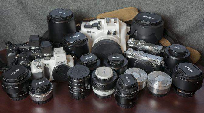 Nikon 1 System Update