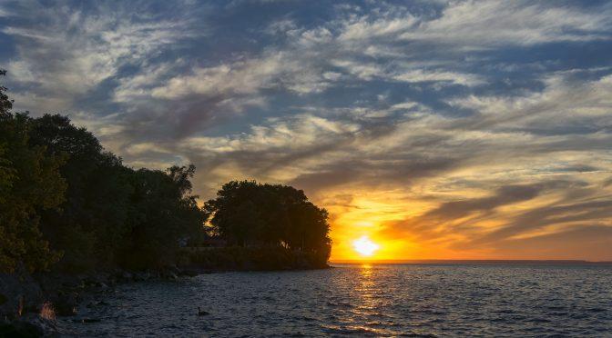 White Balance Impact on Sunset Images