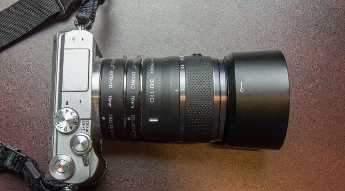 Vello Deluxe Extension Tubes for Nikon 1 Review