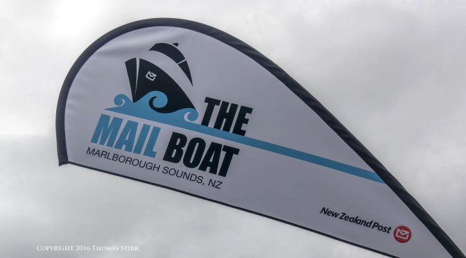 Pelorus Mail Boat