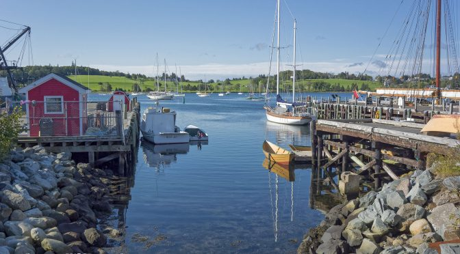 Nova Scotia Photography Tour eBook