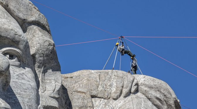 The Benefits of Reach at Mount Rushmore