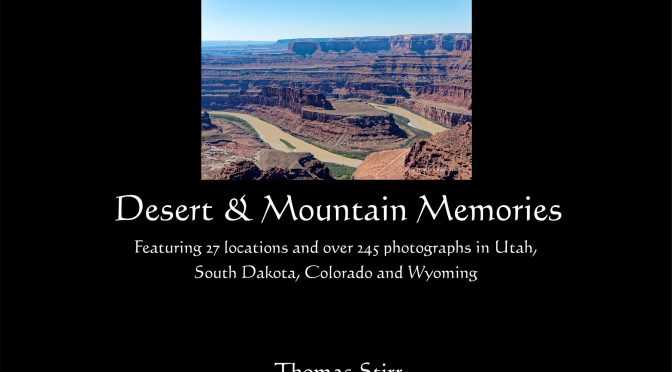Desert & Mountain Memories eBook Announced