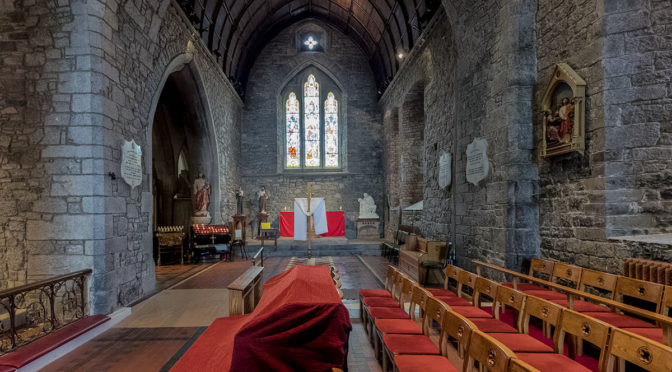 Holy Trinity Abbey Church, Adare Ireland