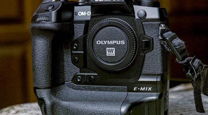 Olympus Gear Icon Navigation