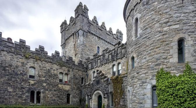 Glenveagh Castle Ireland